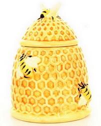 Горшочек Пчелки на сотах 450 мл (для 600 г мёда)