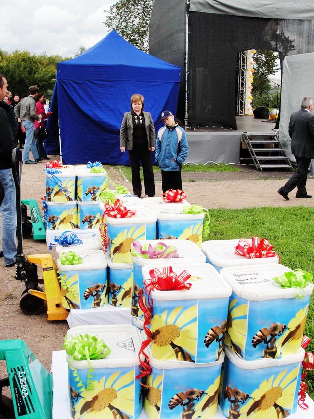 ярмарке меда в Коломенском